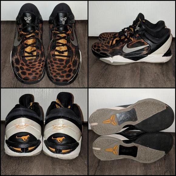 timeless design 840ce 436d8 Nike Zoom Kobe 7